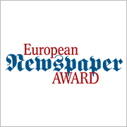 European Newsppaper Award